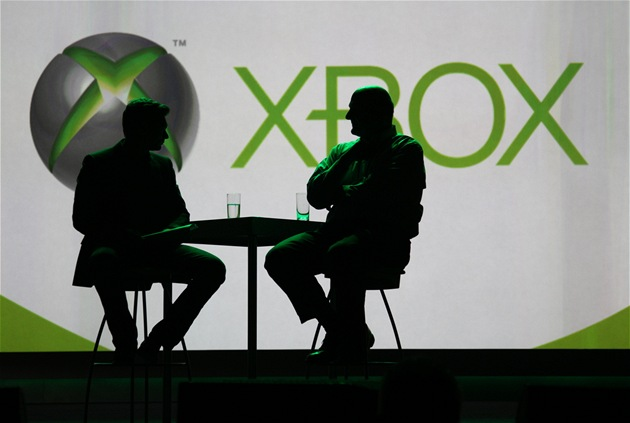 Steve Ballmer a XBOX.