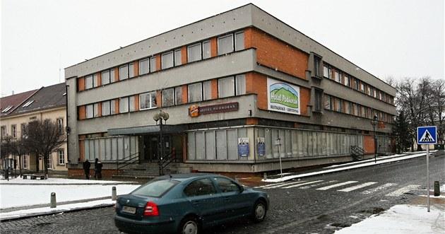 Hotel Podhoran v Bystřici pod Hostýnem