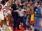 """""""Šokující, odporné, neomluvitelné."""" Tak charakterizovalo vedení NBA melu během"""