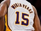 Když si Ron Artest změnil jméno na Metta (křestní jméno) World Peace