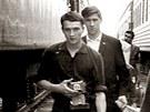 Na brigádě v SSSR v srpnu 1968 (Jan Palach vlevo s fotoaparátem)