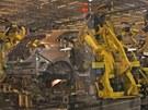 Nošovická automobilka spustila sériovou výrobu nového modelu Hyundai i30. (17.