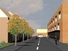 V národním tréninkovém centru hasičů by měly být i obytné domy pro simulaci