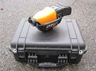 Nová termokamera ISG, která slouží královéhradeckým hasičům.