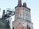 Stará vápenka u Třemošnice sloužila ke zpracování suroviny vytěžené v
