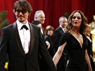Oscar - Johnny Depp a Vanessa Paradis - Kodak Theatre, Hollywood, Los Angeles
