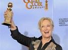 Zlaté glóby 2012 - Meryl Streepová