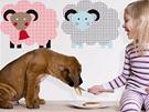 Dětské tapety a samolepky Lavmi se tisknou na zdravotně nezávadný vlies