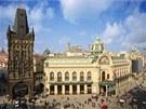 Obecn� d�m v Praze