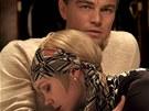 Leonardi DiCaprio a Carey Mulliganov� ve filmu The Great Gatsby (2012)