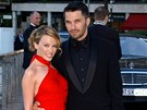 Kylie Minogue a Olivier Martinez