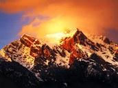 Sextenské Dolomity (Itálie)