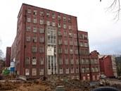 Budova staré Masarykovy nemocnice v Ústí nad Labem půjde kvůli stavbě kampusu k