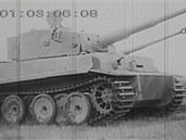 Na rozlehlých pláních byly tanky Pz.Kpfw. VI Tiger nebezpečným protivníkem