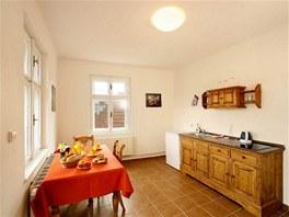 apartmá č. 10 - kuchyně