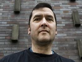 Spisovatel Emil Hakl, květen 2010