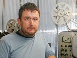 Leoš Kučera, šéf kina Centrál v Hradci Králové