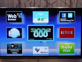 Uživatelské rozhraní chytré televize Panasonicu (Viera Connect nebo nově Smart