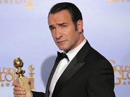 Zlaté glóby 2012 - Jean Dujardin