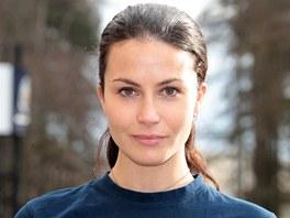 Bára Krajsová působí jako masérka a fyzioteraputka u hokejistů Kladna.