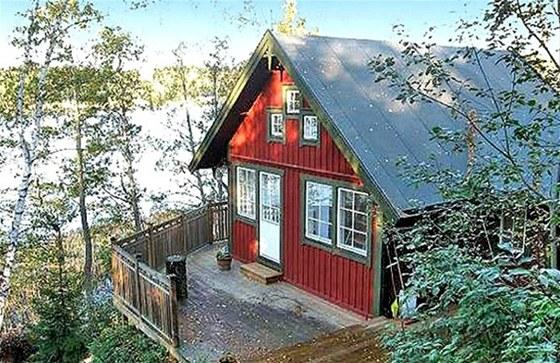 rekreační dům nebo apartmán ve Stockholmu