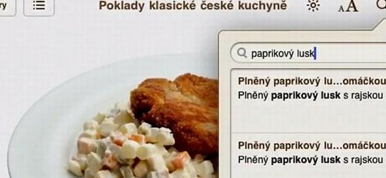 Poklady jsou k m�n� i v elektronick� verzi na iBookstore za 10 eur.