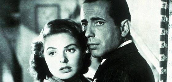 V Casablance si zahrál s Ingrid Bergmanovou. Role Rickyho se stala jeho