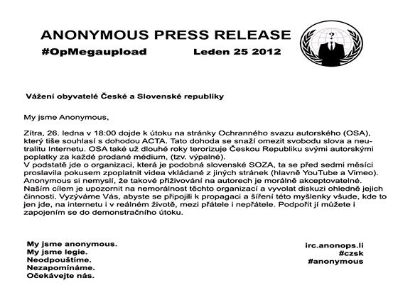 Anonymous Bohemia