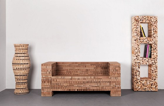 Nominace Design�r roku: Pelcl Ji��, kolekce n�bytku Luxury Dwelling