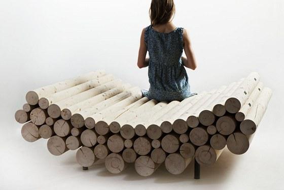 Kategorie Objev roku: Šumová Klára, kolekce nábytku Osídlená krajina
