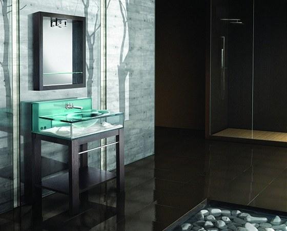 Americká společnost Opulent přichází na trh s novým typem umyvadla a akvária v