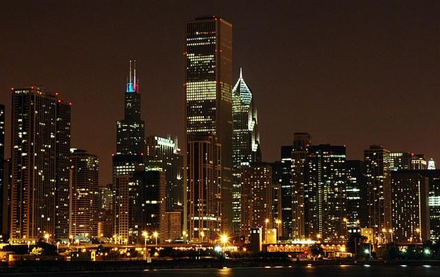Chicago. Ilustra�ní snímek