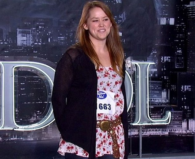 Dcera Jima Carreyho Jane v soutěži American Idol
