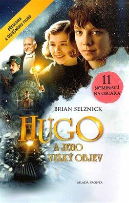 Přebal knihy Hugo a jeho velký objev