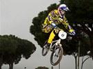 Kromě svých disciplín má Michal Prokop rád trailsy na kole, lyže, motokros a
