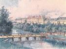 Pohled do historie Olomouce - vyjížďka císaře Františka Josefa I. za Hradskou