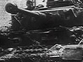 Německý střední tank Pz.Kpfw.IV