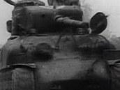 Střední tank M4 Sherman