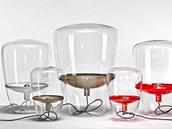Nominace Design�r roku: Koldov� Lucie & Dan Yeffet, lampy Balloons (Brokis)