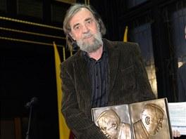 Laureát Ceny Karla Čapka 2012 Pavel Šrut