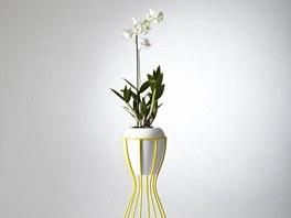 Nominace Designér roku: BoaDesign /Mikošek Petr kolekce stojanů na květiny