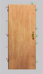 Dveře od firmy GOLEM bezpečně ochrání váš domov a majetek3