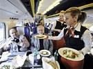 Mňam Vlak byl součástí třetího ročníku Grand Food Festivalu, který pořádá Pavel Maurer.