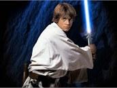Mark Hamill coby Luke Skywalker ve filmové série Star Wars - Sydney (srpen 2006)