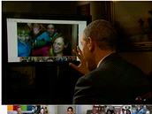 Christine představila Obamovi svoje děti. Teď mají přímo od prezidenta