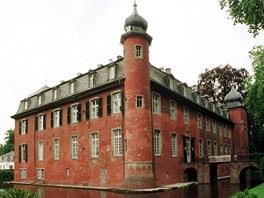 Zámek Gymnich u Bonnu půjde do dražby s vyvolávací cenou 133 milionů korun.