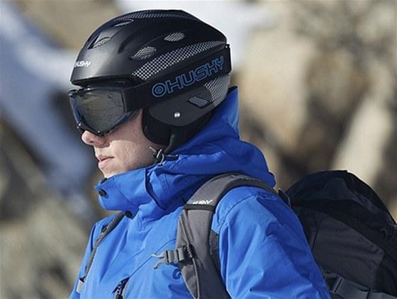 HUSKY radí: jak na výběr kvalitní lyžařské helmy1
