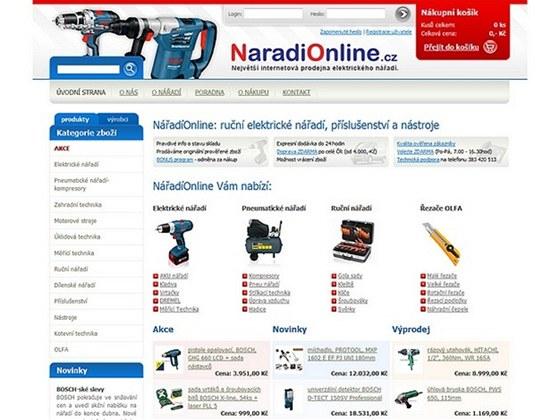 Nakupujte kvalitní nářadí a příslušenství s jistotou. Je tu NářadíOnline.cz1
