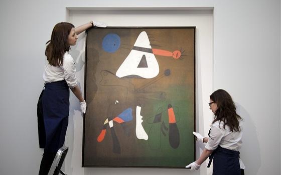 Joan Miró - Peinture (Malba)