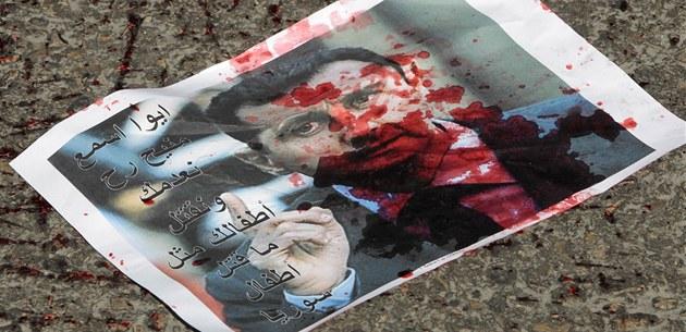 """""""Poslouchej dobře! Zabijeme tebe i tvé děti, stejně jako ty zabíjíš syrské"""